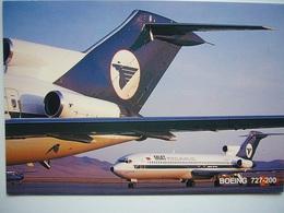 Avion / Airplane / MIAT / Boeing B 727-200 / Airline Issue - 1946-....: Ere Moderne