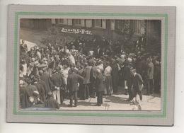 CPA - (67) BRUMATH - Carte-Photo Du Jour De La Fête Religieuse Avec Evêque, Curés Et Habitants Du Bourg Le 3 / 7 / 21 - Brumath