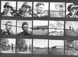 France 1944 Drome Maquis US PROVENCE 44 15 PHOTOS - Guerre, Militaire