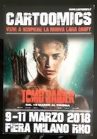 TOMB RAIDER Movie Film Carte Postale - Cinema