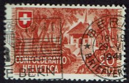 Schweiz, 1941, MiNr 397, Gestempelt - Used Stamps