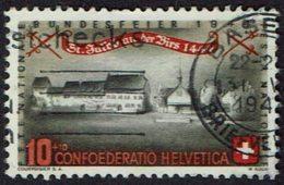 Schweiz, 1944, MiNr 432, Gestempelt - Used Stamps