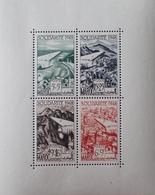 R2740/69 - 1949 - COLONIES FR. - MAROC - BLOC LUXE N°2 NEUF* - Blocks & Kleinbögen