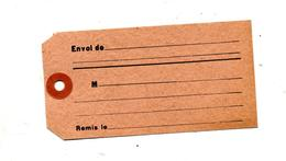 Etiquette Envoi - Other