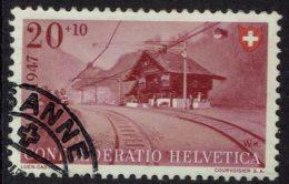Schweiz, 1947, MiNr 482, Gestempelt - Used Stamps