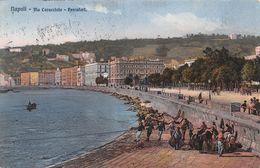 Napoli Caracciolo Pescatori - Napoli