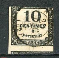 France   Y&T   TX  2    Obl    ---    Avec Son Voisin  --  Bel état. - Taxes