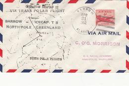 USA Opération SKIJUMP 2 . 1952 - Stamps