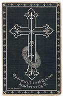 Dp. T'Sas Carolus. Wed. Vranckaert Joanna. ° Assche 1804  †  Assche 1886  (2 Scan's) - Religion & Esotérisme