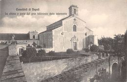 Camaldoli Di Napoli La Chiesa E Parte Del Gran Fabbricato Detto Infermeria - Napoli