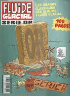 FLUIDE GLACIAL SERIE OR  N° 39    Couverture  FERRI - Fluide Glacial