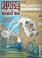 FLUIDE GLACIAL SERIE OR  N° 42    Couverture  GAUDELETTE - Fluide Glacial