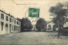 - Val D'oise -ref-702- Groslay - Place De La Marie - - Groslay
