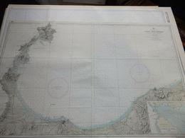 Antiquitäten Marinekarte Golfo Dell' Asinara Carte Marine Ancienne - Cartes Marines