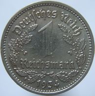 LaZooRo: Germany 1 Mark 1934 G XF / UNC - [ 4] 1933-1945 : Tercer Reich