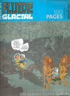 FLUIDE GLACIAL SERIE OR  N° 51    Couverture  FERRE - Fluide Glacial