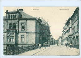 XX008603/ Osnabrück Wittekindstraße AK 1910 - Ohne Zuordnung