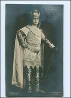 Y14479/ Hofopernsänger Rudolf Bergen Als Lohengrin Foto AK 1909 Oper Wagner - Cantanti E Musicisti