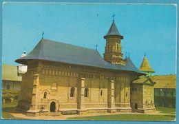 Manastirea NEAMT (sec. XV) - Le Monastère NEAMT - Moldavie