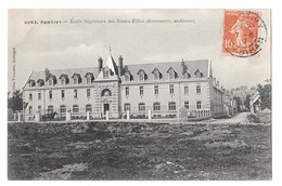 (26326-56) Pontivy - Ecole Supérieure Des Jeunes Filles - Pontivy