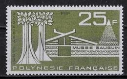 POLYNESIE FRANCAISE - MUSEE GAUGUIN - PA 11 - NEUF** - Poste Aérienne
