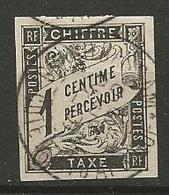 TAXE GENERAL N° 1 CACHET GRAND-BASSAM / COTE D'IVOIRE - Unclassified