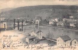 Aarau Brücke - AG Argovie