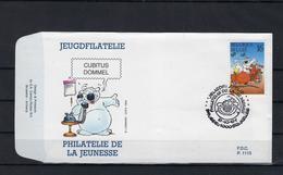 N°2578FDC GESTEMPELD Brussel - Bruxelles COB 11,00 SUPERBE - 1991-00