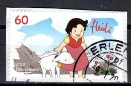 D+ Deutschland 2019 Mi 3506 Heidi - Usati