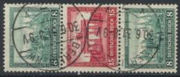 Deutsches Reich Zusammendruck S77 O - Se-Tenant