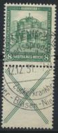 Deutsches Reich Zusammendruck S92 O - Se-Tenant
