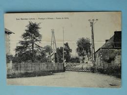 LES BORDES  (Loiret) -- Le Passage à Niveau Route De Sully - ANIMEE - France