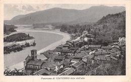 Panorama Di Vintebbio Visto D'allalto - Other Cities