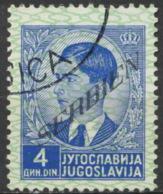 Serbien 27 O - Besetzungen 1938-45