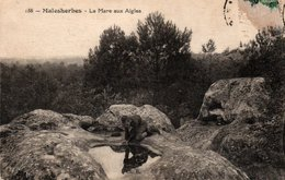 Carte Postale Ancienne - Circulé - Dép. 45 - MALESHERBES - La Mare Aux Aigles - Malesherbes