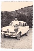"""AUTOMOBILE ALFA ROMEO """" GIULIETTA TI """"- CAR -  FOTO ORIGINALE - DONNA - Automobili"""