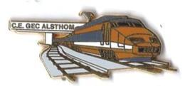 AB - C53 - CE GEC ALSTHOM - TGV SUD-OUEST - Verso :  ARTHUS BERTRAND / PARIS - Arthus Bertrand