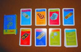 JEU DES 7 FAMILLES - C'EST MA PROPRE PLANETE + 9 CARTES QUESTIONS-REPONSES - Jeux De Société