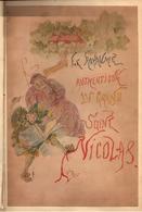 -Dessin Couleur De F. ROPS-LE ROYAUME Authentique Du GRAND SAINT NICOLAS- Couleur De F. ROPS(couverture)- - Belgio