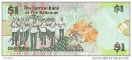 BAHAMAS P. 71 1 D 2008 UNC - Bahamas
