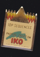 62995-Pin's. IKO. Photo.. - Fotografie