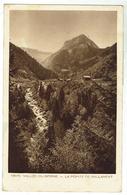 ENTREMONT - Vallée Du Borne Et Pointe De Ballenfat - Circulée 1942- Bon état - France