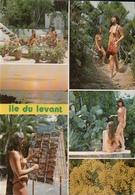 Souvenir De L'ILE DU LEVANT (Nu) - France