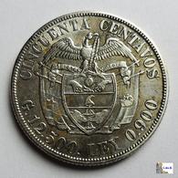 COLOMBIA - 50 Centavos - 1934 - Colombia