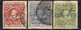 COCHIN - 1943 - Maharaja Sri Kerala Varma - USATI - Cochin
