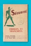 Fouilles Et Tranchées Prévention De Strasbourg 1ère édition De 1953 - Archéologie