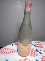 1973 CHASSAGNE-MONTRACHET ROUGE (Bourgogne) N° 001378 Propriétaire Albert MOREY Et Fils 5 Cm Au Collier - Wijn