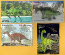 España. Spain. 2016. Dinosaurios - 1931-Heute: 2. Rep. - ... Juan Carlos I