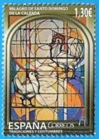 España. Spain. 2016. Tradiciones Y Costumbres. Milagro De Santo Domingo De La Calzada - 1931-Heute: 2. Rep. - ... Juan Carlos I