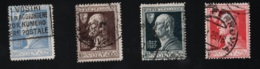 1927 März Todestag Volta Mi IT 259 - 62 Yt IT 196 - 99 Sg IT 208 - 11 Sas IT 210 - 13 Un IT 210 - 13 - Gebraucht